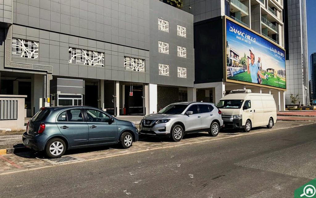 Capital Bay Street Parking