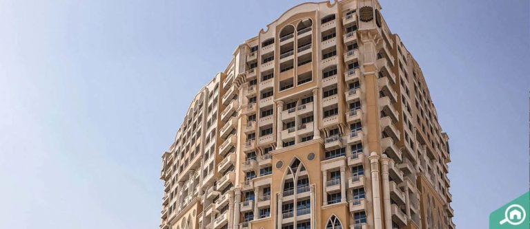 برج أجمل سارة، مجمع دبي ريزيدنس