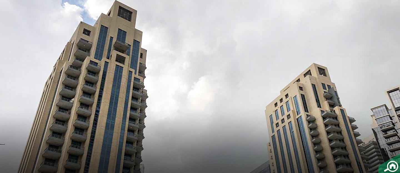 Claren Towers, Downtown Dubai