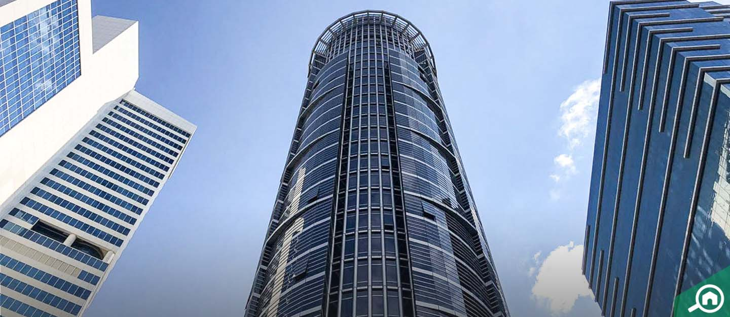 Silver Tower, Business Bay