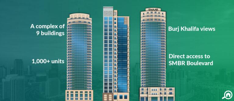 The Residences, Downtown Dubai