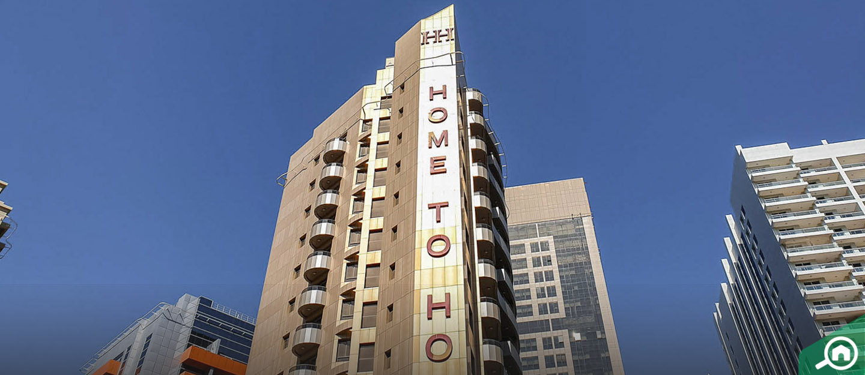 Home to Home Hotel Apartments, Barsha Heights (Tecom)