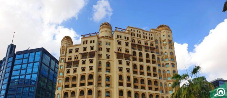بالاسيو تاور، واحة دبي للسيليكون