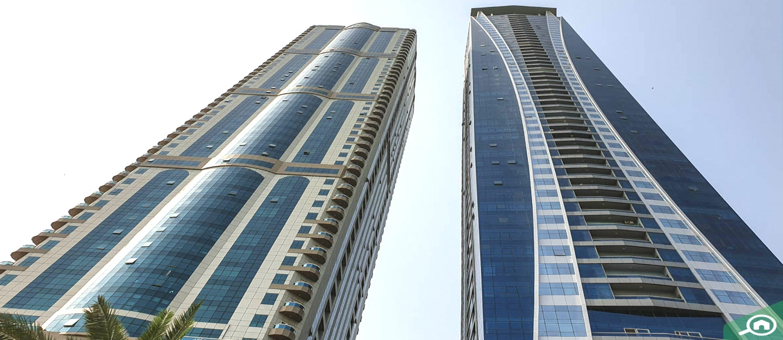Palm Tower 3, Al Majaz