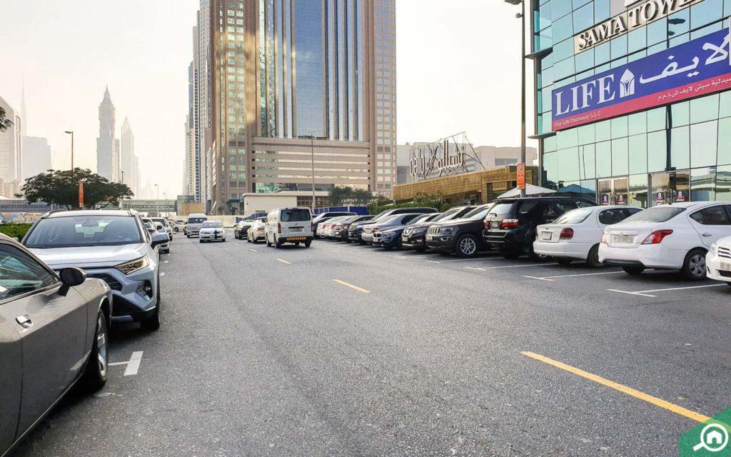 شارع الشيخ زايد