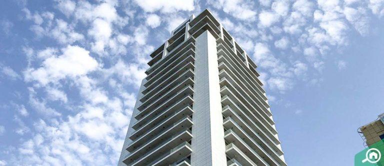 تو تاورز برج B، برشا هايتس (تيكوم)