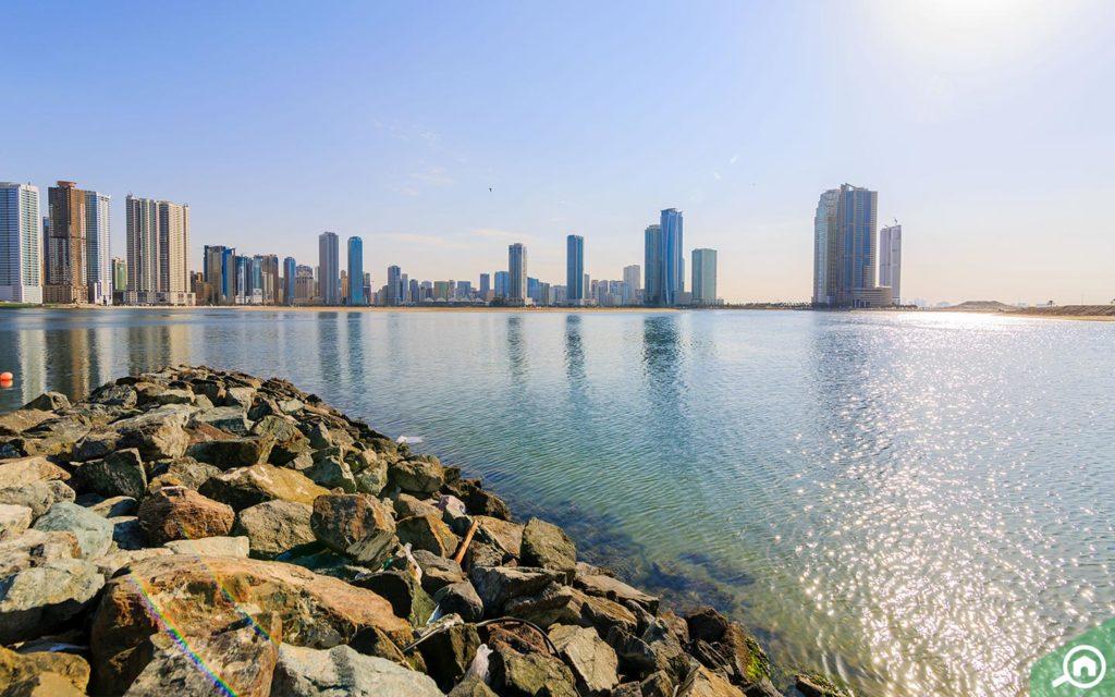 Al Khan Lagoon