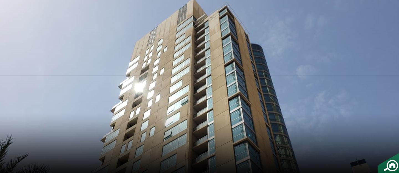 al sahab tower 1 building guide