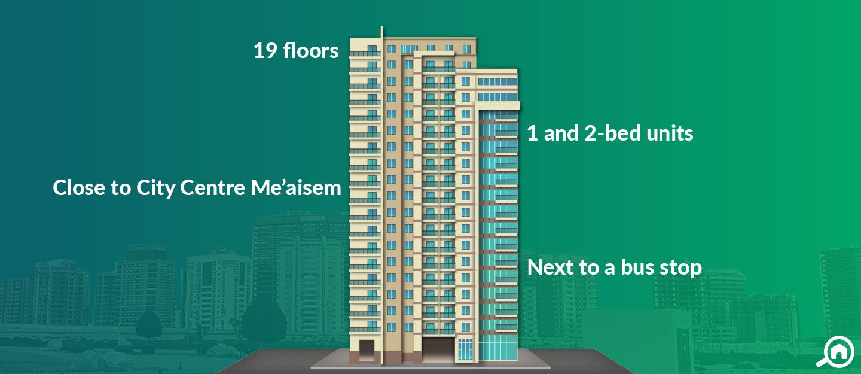 Oakwood Residency, Dubai Production City
