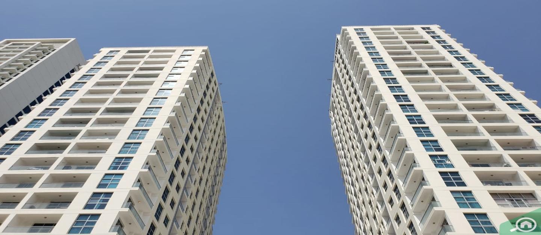 DEC Tower 1, Dubai Marina