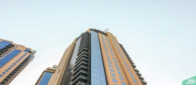 دبي كريك ريزيدنس برج 3 شمال، ذا لاجونز