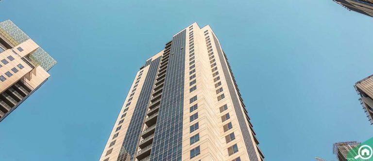 دبي كريك ريزيدنس برج 2 جنوب، ذا لاجونز
