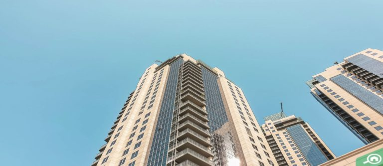 دبي كريك ريزيدنس برج 3 جنوب، ذا لاجونز