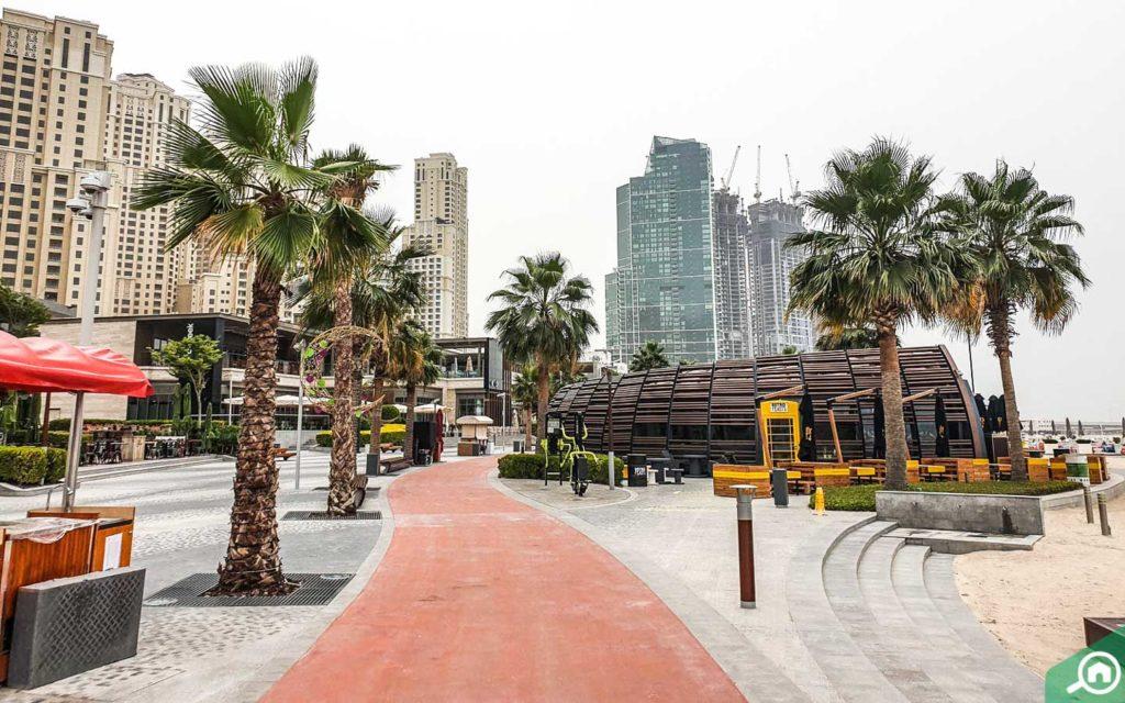 The Walk, Dubai Marina