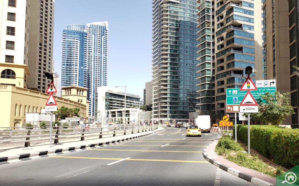 streets outside al sahab 1