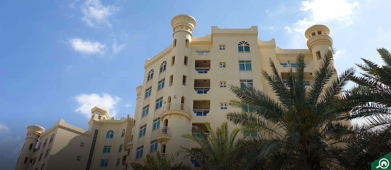 Al Anbara Shoreline Apartments, Palm Jumeirah