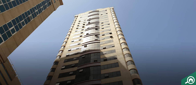 برج لولو، النهدة الشارقة
