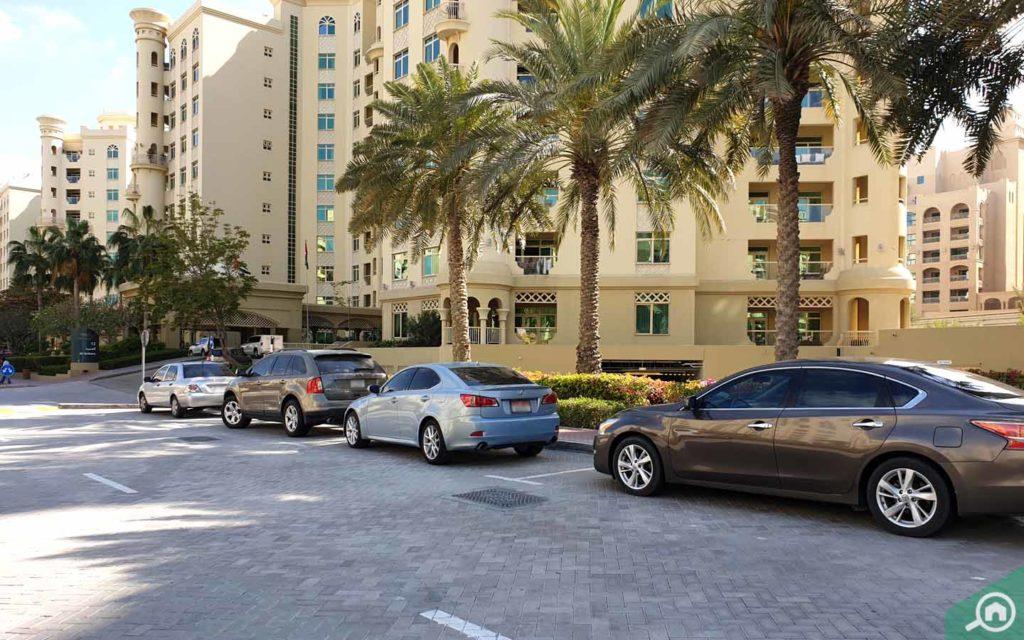 al anbara parking