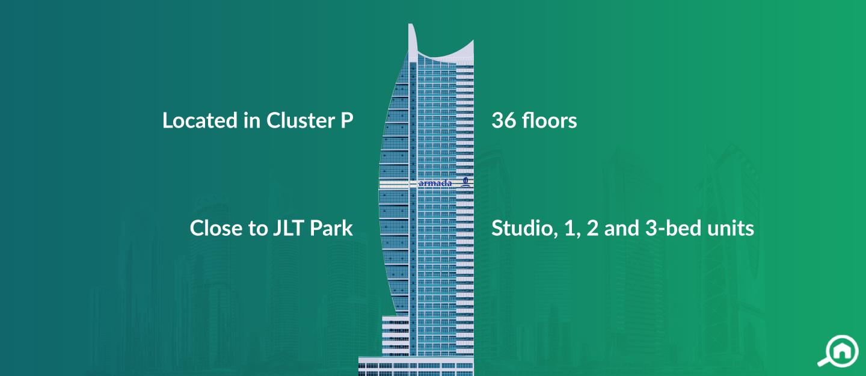 Armada Tower 3, JLT