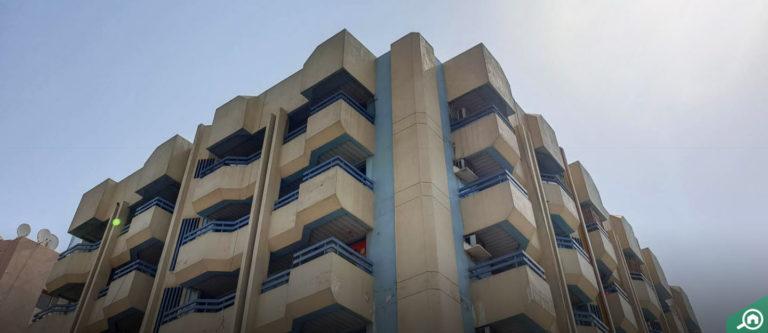 بناية برج نهار، ديرة