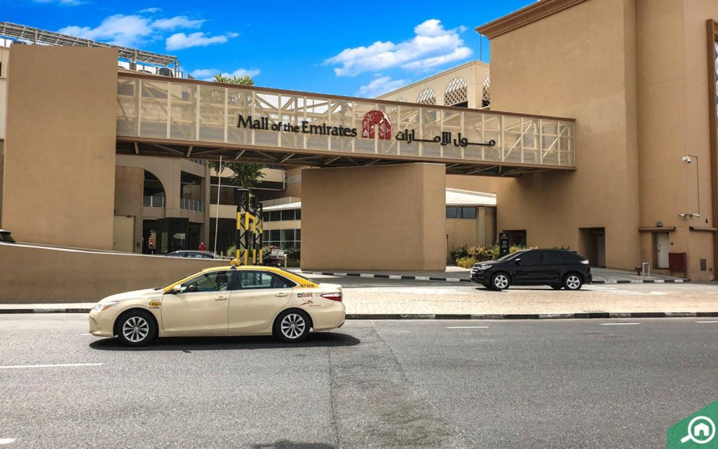 Mall of the Emirates, near Tamweel Tower