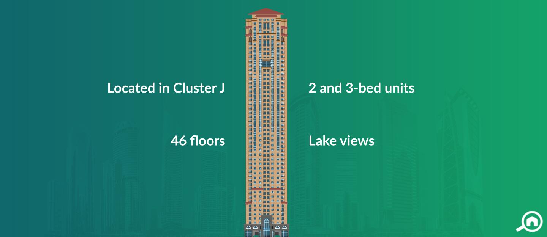 Mohammed Ibrahim Tower (J2 Tower), JLT