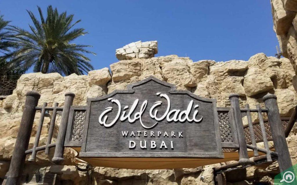 حديقة وايلد وادي المائية دبي