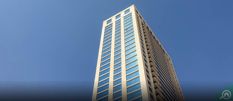 ذا جيت ريزيدنس 1، مجمع دبي ريزيدنس