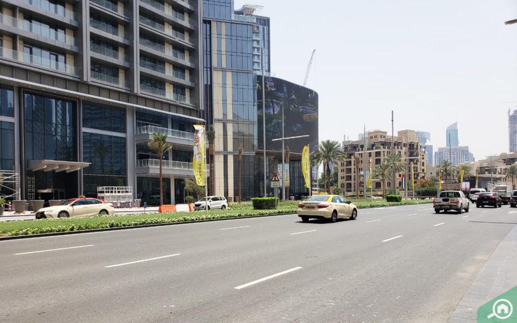 The Address Fountain Views 1, Downtown Dubai