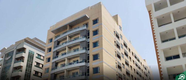 بناية نجمة جميرا، بر دبي