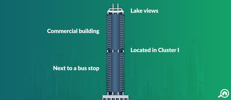 Platinum Tower, JLT
