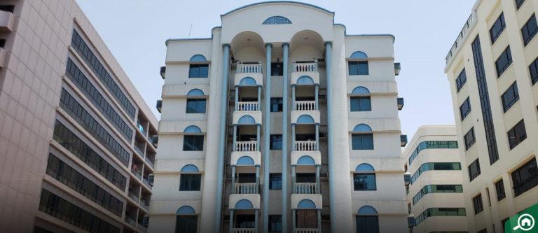 بناية سن شاين، بر دبي