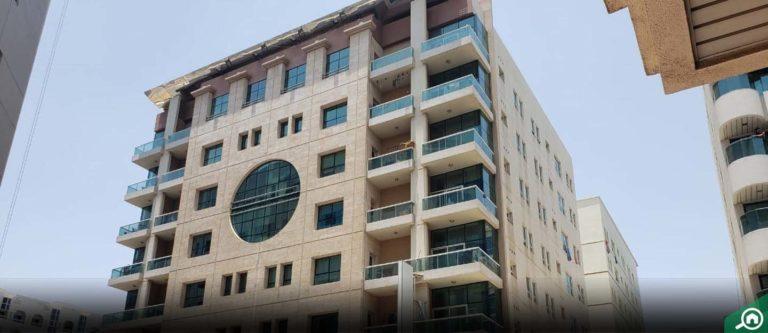 مبنى افنان، بر دبي