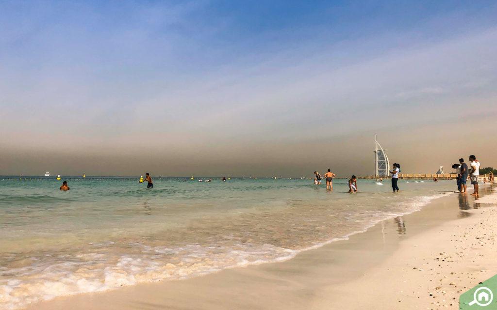 Al Sufouh Beach near Diamond Views I