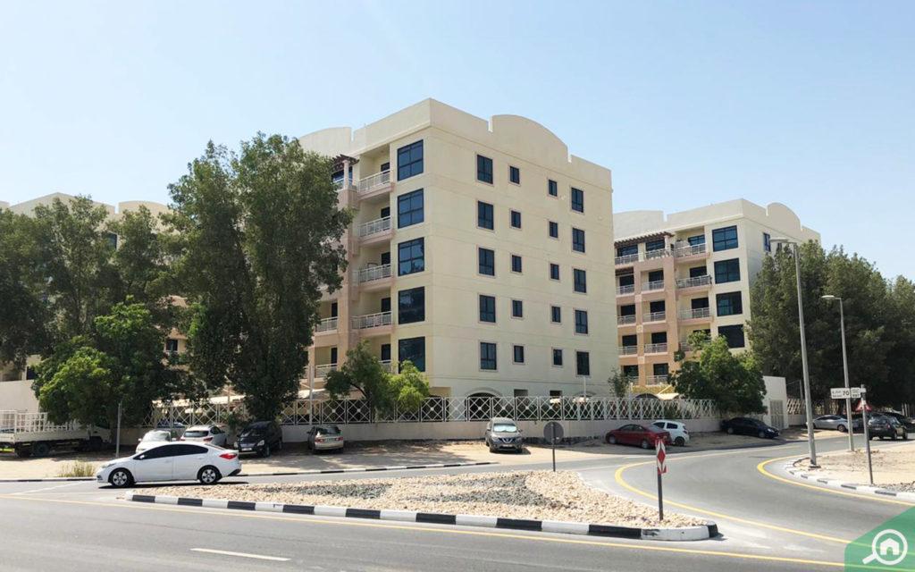مشروع قرية الرمال السكني