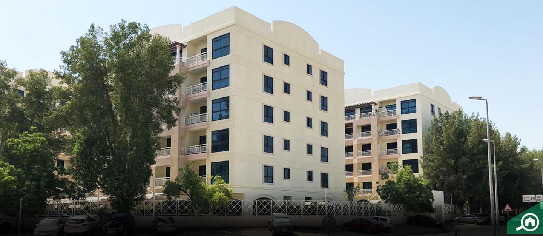 قرية الرمال، مجمع دبي للاستثمار