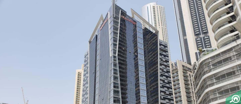 Movenpick Hotel Apartments Downtown, Downtown Dubai
