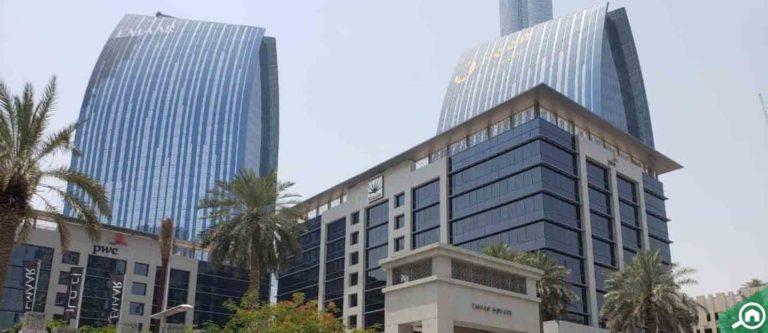 مبنى 6، داون تاون دبي