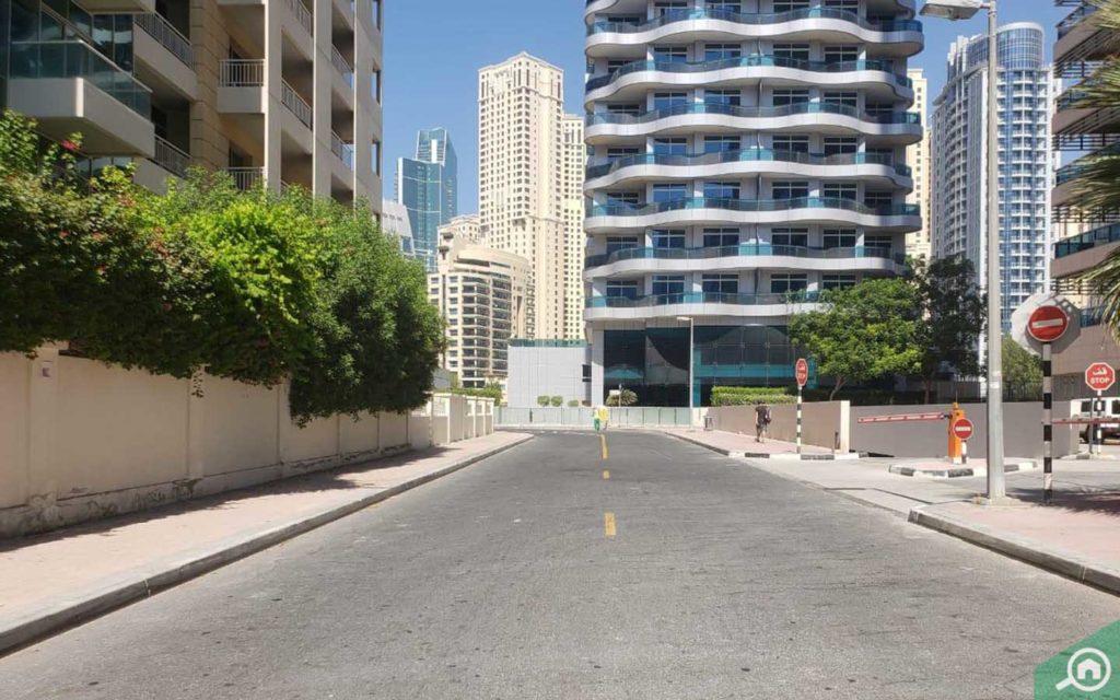 Zumurud Tower Street view