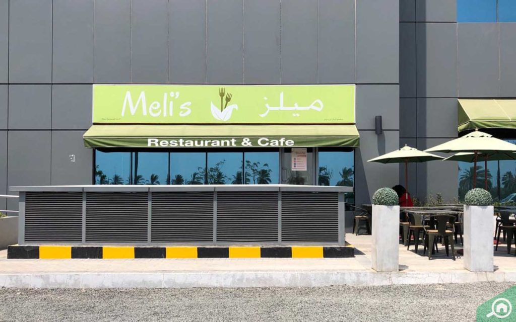 Meli's Restaurant and Cafe