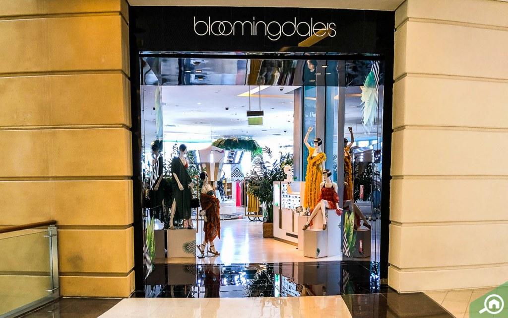 بلومينغديلز في دبي مول
