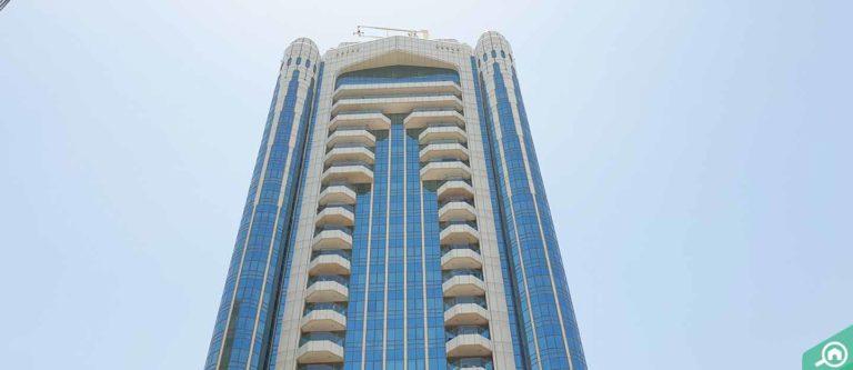 برج خور دبي، ديرة