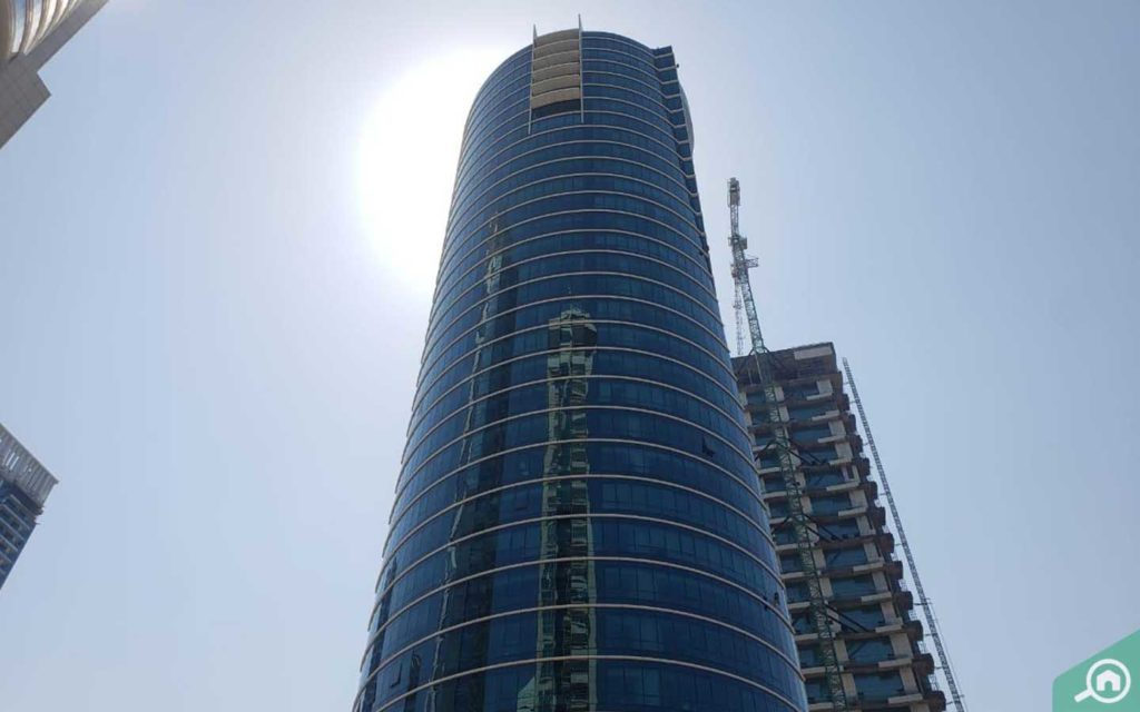 Fortune Tower JLT
