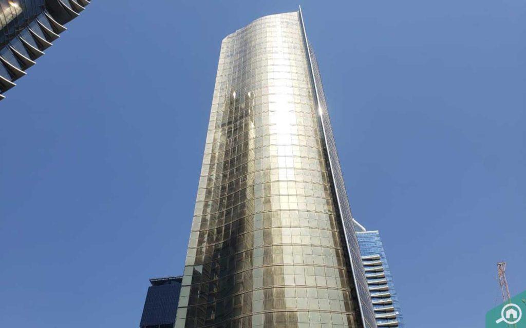 Gold Tower, Dubai