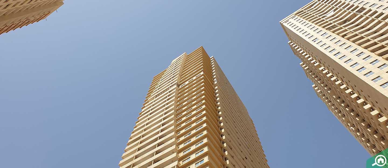 Lavender Tower, Emirates City