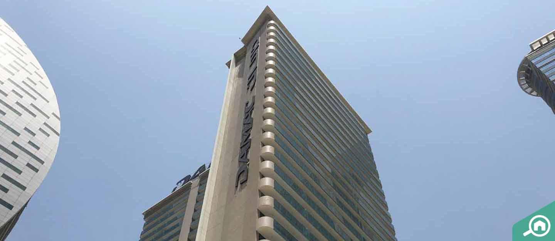 برج ميرانو، الخليج التجاري
