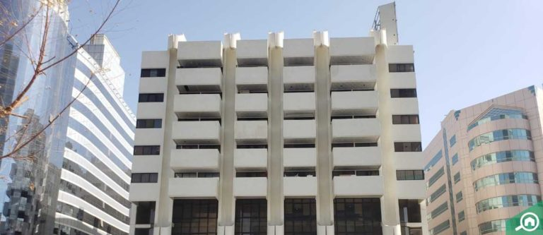 بناية ناصر لوتاه، ديرة