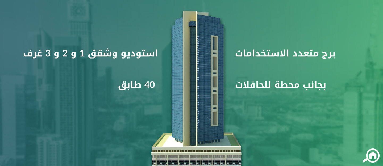 سكاي جاردنز، مركز دبي المالي العالمي