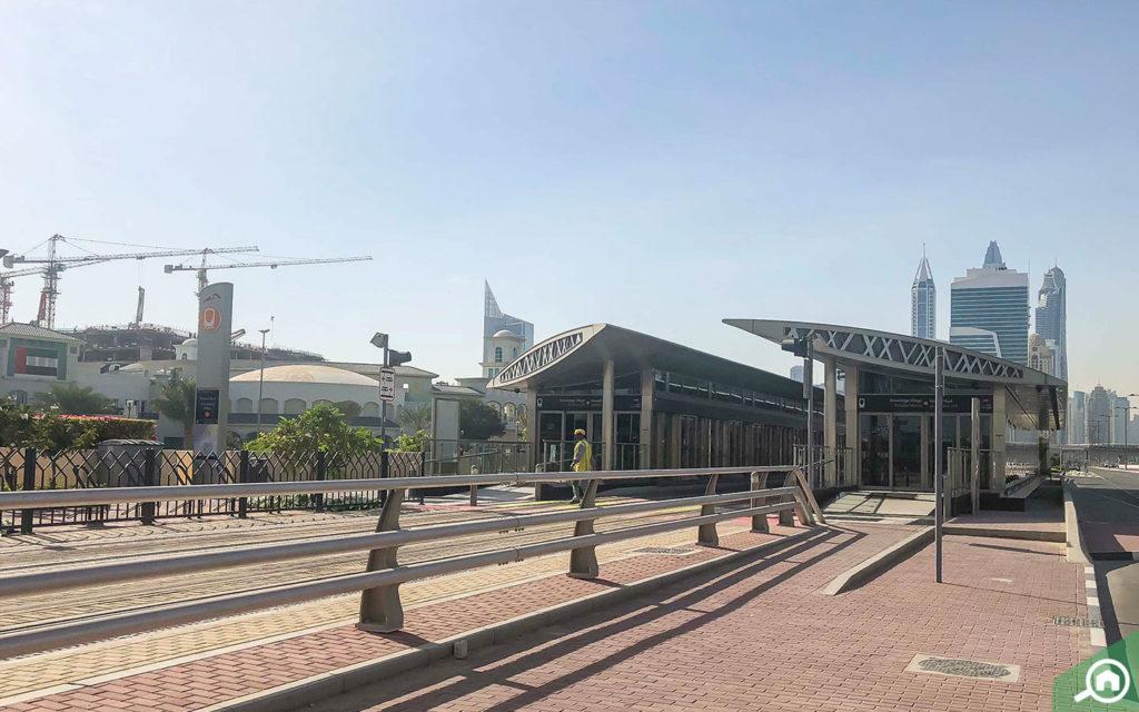 Dubai Tram Depot