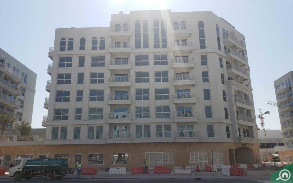 Dania Building 1